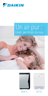 Brochure purificateur d'air