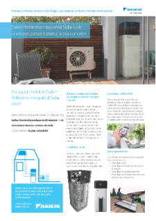 Daikin Altherma Integrated Solar Unit_fr
