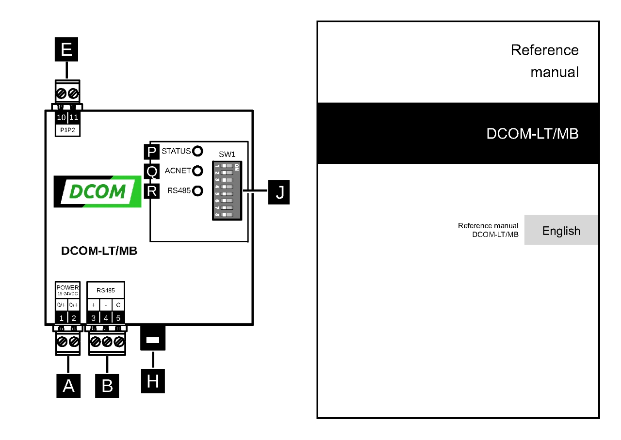 DCOM-LT/MB | Daikin