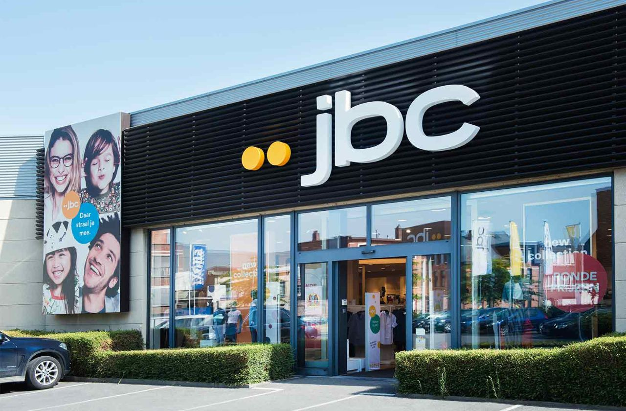 Boutique de mode JBC